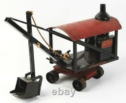 1929 Buddy L steam shovel Original. Previously owned. Excellent condition