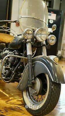 1950 Indian Chief 80ci