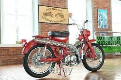 1966 Honda CT200