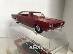 1968 Dodge Ccoronet R/T 125 Scale Promo Excellent Condition And MPC Original