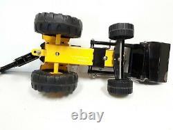 1970's TONKA Tractor Digger-Plow Excellent Original Condition