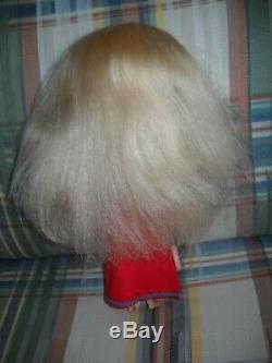 1972 Original Vintage Platinum Blonde Blythe Doll-excellent Mint Condition