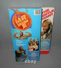 1983 Galoob 12 Mr. T Action Figure Excellent (mib) Condition