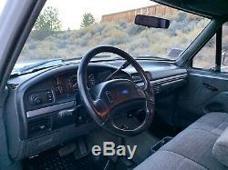 1993 Ford F-150 XLT 4X4