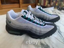 2009 Nike Air MAX 95 Freshwater Sz 12 Excellent+ Condition With Original Box