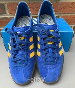 Adidas Originals Stockholm OG 2014 UK8 With Box & Tags Excellent Condition SPZL