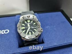 All original Seiko Monster Gen 1 SKX779, excellent condition, 200m Diver's watch