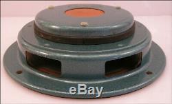 Altec 755C, 8 Inch, Speaker, Excellent Condition, Original Cone, 6.9 Ohm Coil