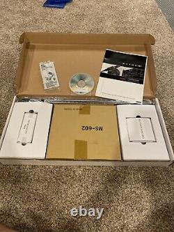 Anthem AVM 50v 3D Processor With ARC HDMI Original Box EXCELLENT CONDITION