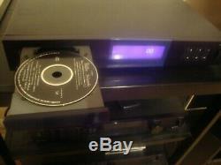 Audiolab 8000CDM CD Transport Excellent, Original Condition mk1 version 1995
