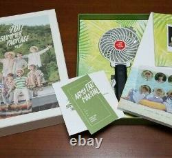BTS 2017 SUMMER PACKAGE Vol3 Excellent Condition F/S Courier