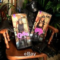 Billy & Carlos Leather BDSM Complete in Original Box Excellent Condition