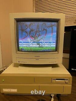 Commodore Amiga 2000 Computer All Original EXCELLENT CONDITION