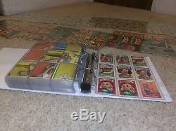 Complete Original -usa- Garbage Pail Kids Series 1 Till 10 At Excelent Condition