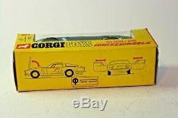 Corgi 301 Iso Grifo 7 Litre, Mint Condition in Excellent Original Box