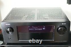 DENON AVR-X4400H Excellent Condition, with original box, remote, all accessories