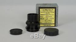 Dallmeyer Super-Six 25mm f1.9 & Original box in Excellent Condition