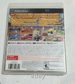 El Chavo Kart Original CIB for PS3 excellent condition! Rare