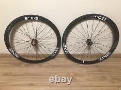 Enve Edge 45 Carbon Wheels Chris King, Dt Swiss 240 Excelent Original Condition