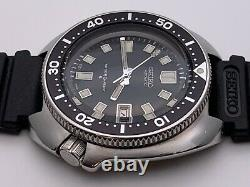 Fully Serviced 1974 Seiko 6105-8110. Original Dial. Excellent Condition