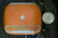 G3 iBook Clamshell TANGERINE, Original Owner, Excellent Running Condition