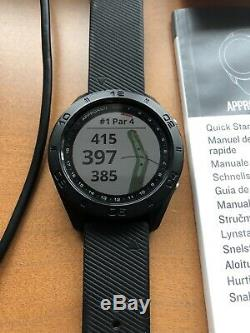 Garmin Approach S60 Excellent Condition, Boxed with Original Receipt