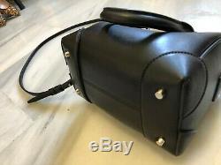 Givenchy Lucrezia Micro Shoulder Bag Calf Black Original Excellent Condition