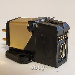 Grado Gold cartridge and original stylus low hours excellent condition