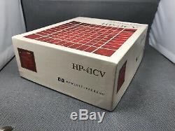 HP-41CL V5 +Time Scientific Calculator, Excellent Condition, Original HP-41CV