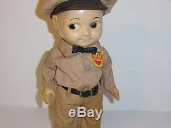 Hard To Find 1950's Minneapolis Moline Buddly Lee Doll! Excellent Condition