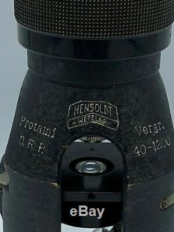 Hensoldt Protami Portable Microscope Uncommon In Excellent Condition