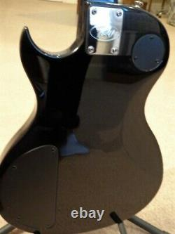 Jack Daniels Peavey EX Electric Guitar In original box Excellent Condition