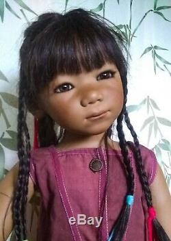KUMARI 2005 World Children Himstedt COA, Originals EXCELLENT CONDITION