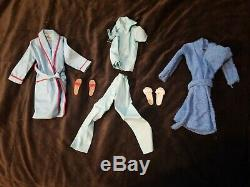 Ken Doll Vintage Excellent Condition With Case & Lots of Clothing & Accessories