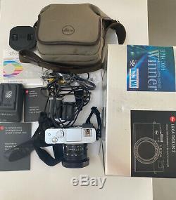 LEICA Digilux 2 Digital Camera With Original Box, Excellent Condition