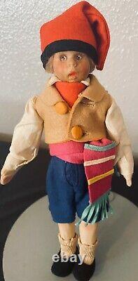 LENCI ANTIQUE SORRENTO BOY! Series 310/52- Excellent Condition