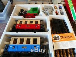 LGB 20301 US Passenger Train Set Complete withOriginal Box-Excellent Condition