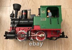LGB 20301 US The Big Train Set Excellent Condition with Original Box
