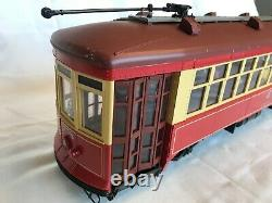 LGB 24380 Chicago Streetcar Wrigley Field With Original Box, Excellent Condition