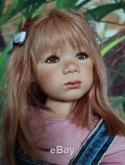 LIZZI 2007 Kinder Collection Himstedt COA, Originals EXCELLENT CONDITION