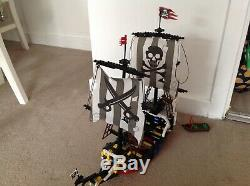 Lego Pirate Ship 6290 Red Beard Runner excellent condition 99% Complete Original