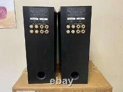 Linn Katan Steteo Speakers Excellent Condition With Original Box