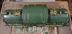 Lionel 381E Four Car State Set in Excellent Plus (C7+) Original Condition 1929