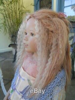 MAVA Annette Himstedt Doll 2006 Atlantis All Original Excellent Condition WithCOA
