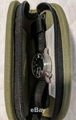Maratac Mid Automatic Pilot Watch 39mm Sapphire Crystal Excellent Condition