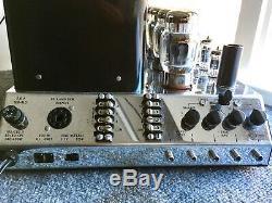 McIntosh C-22/MC275 Pair-Original Vintage Recently Serviced Excellent Condition