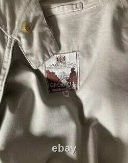 Mens vintage Grenfell jacket size 38 Excellent original condition