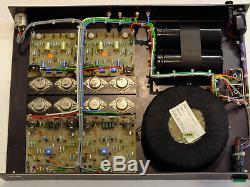 Naim Audio NAP250 Chrome Bumper version, excellent condition, original box! O
