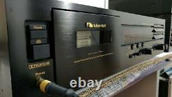 Nakamichi DR-10 Cassette Deck Excellent Working Condition Original Manual Super