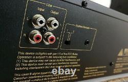 Nakamichi DR-10 Cassette Deck Excellent Working Condition Original Manual Super